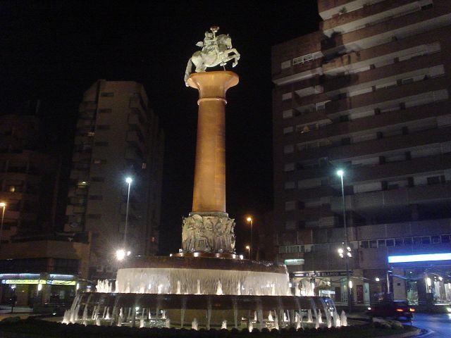 Lorca plaza del valo fotos de ciudades y pueblos de - Lorca murcia fotos ...