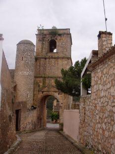 Camino de Santa María (Alarcón)