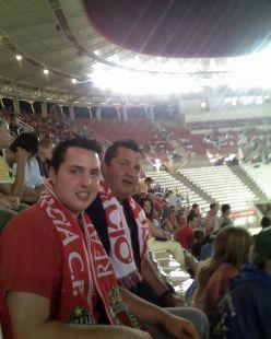 Contra el Zaragoza
