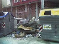 Mi calle, una escombrera (Guadalupe, Murcia)