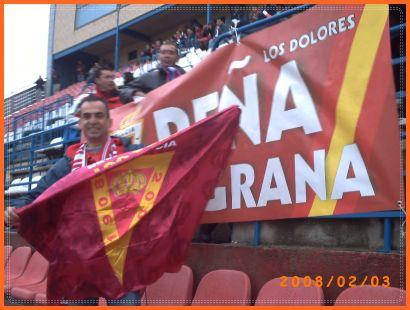 Viaje grana a Madrid