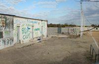 Estado del campo de fútbol de Puebla de Soto