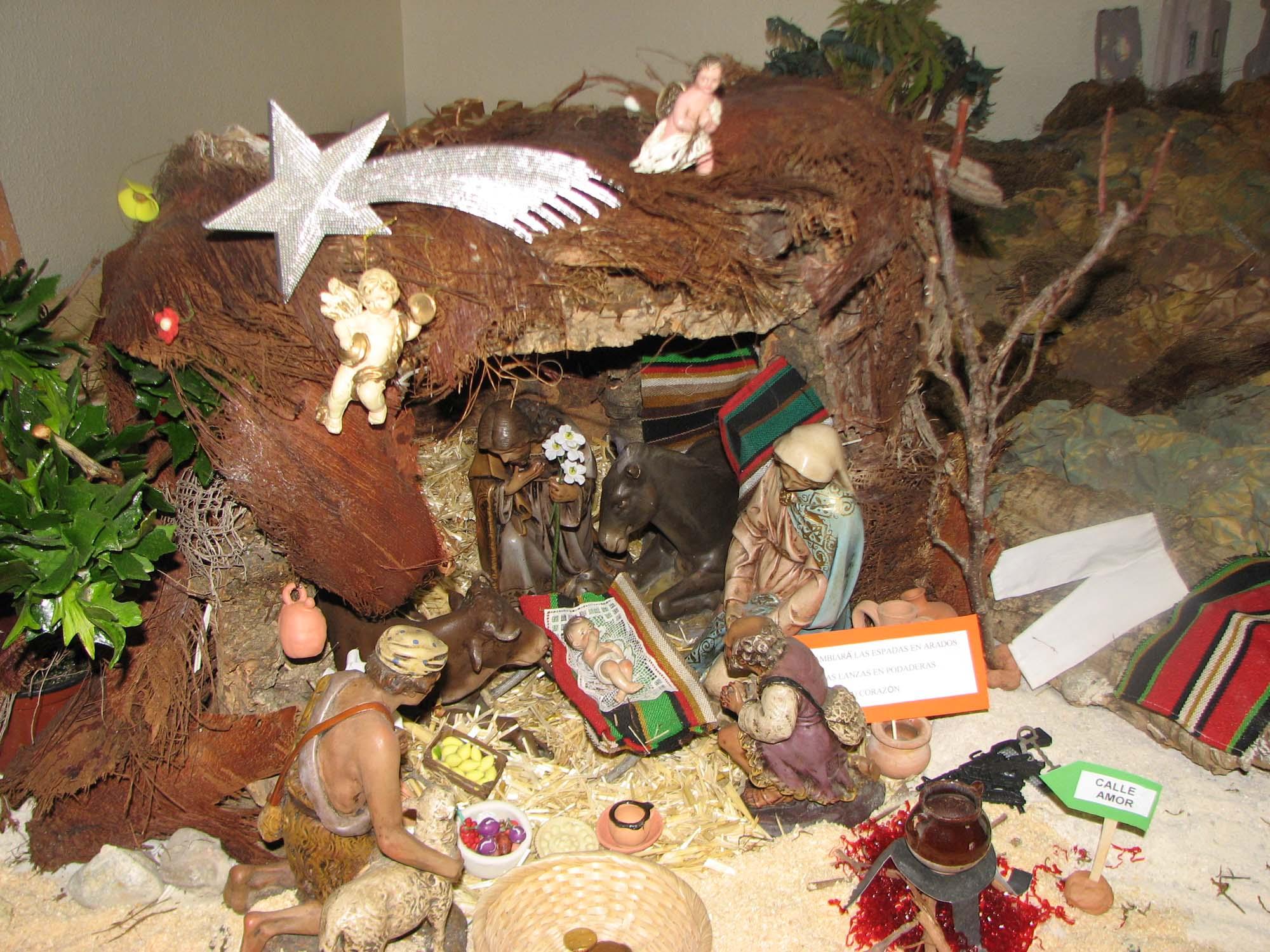 Nacimiento de Jesús   fotos de Segundo Concurso Fotográfico \