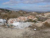 Escombros en Coto Cuadros, Molina de Segura (Murcia)