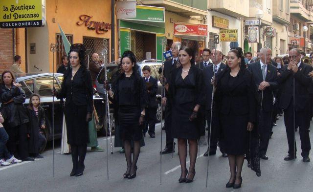 Damas de Mantilla