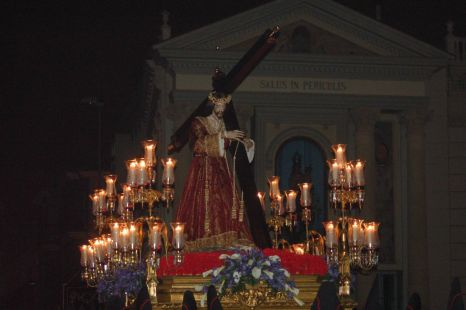 Cristo de La Humillaci�n    Semana Santa 2008