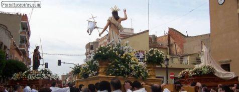 EL ENCUENTRO DEL DOMINGO DE RESURRECCI�?N EN LAS TORRES DE COTILLAS