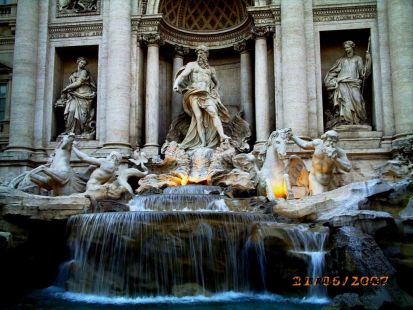 Fontana di Trebi (Roma)