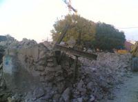 Escombros del Molino de Aljucer