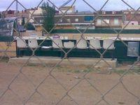 Instalaciones tercermundistas en el campo de fútbol de los Garres (Murcia)