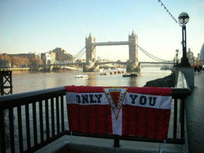 Real murcia conquista London