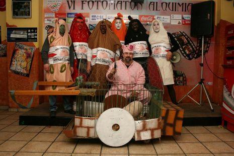 Carnaval en Alquimia, en Águilas