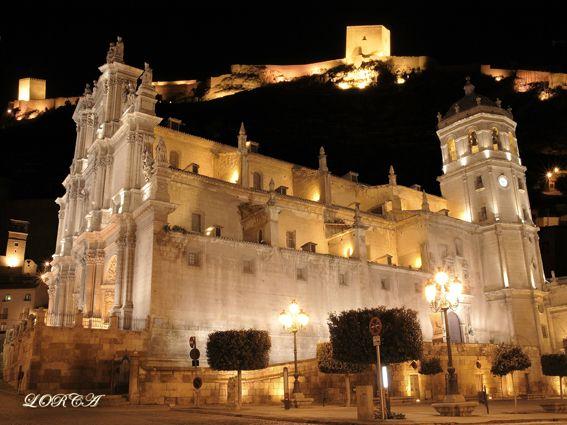 Noche en lorca fotos de concurso la foto del verano 2007 - Lorca murcia fotos ...
