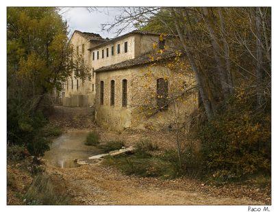 El molino de Blanes