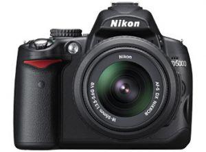 Nikon presenta la D5000, versatilidad para profesionales