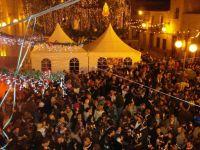 Nochevieja en San Vicente