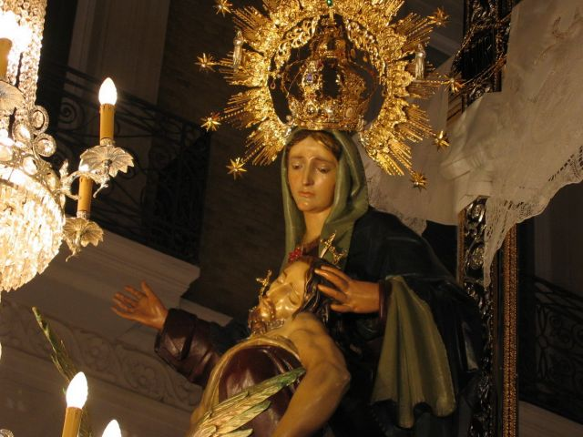 Virgen de la Piedad (Marrajos-Cartagena)