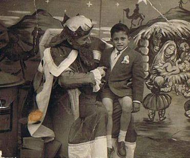 YO JUAN SARMIENTO EN ORIHUELA 1958