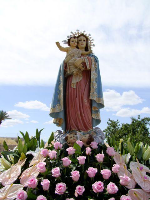 Virgen del Rosario de Barinas 2009