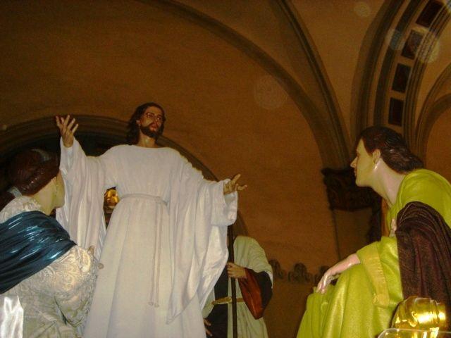 El Sermon de la Montaña. Domingo de Ramos. Cartagena