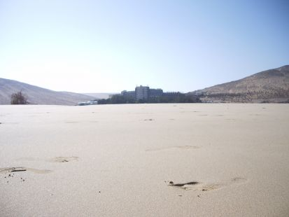 Un oasis en Fuerteventura