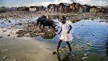 Unicef premia una fotografía sobre la lucha contra la pobreza en Haití