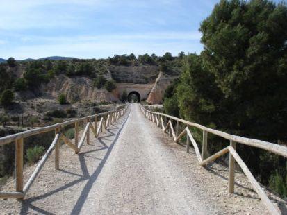 Vía Verde Agost-Maigmó
