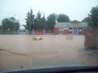 Colegio infantil La Aljorra