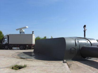 Radar Bater�a Cenizas