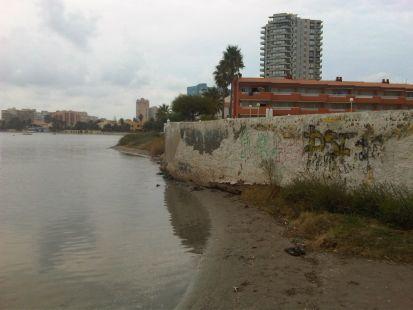 Incumplimiento de la Ley de Costas en el Mar Menor