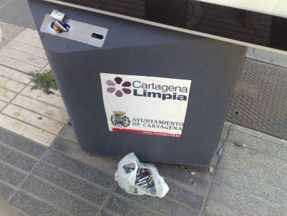 Cartagena... �Limpia?