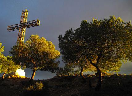 La Cruz de la Muela