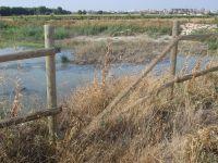 Abandono del Camino Natural a Tinajeros