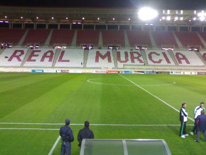 Copa del Rey / Murcia-R�cing
