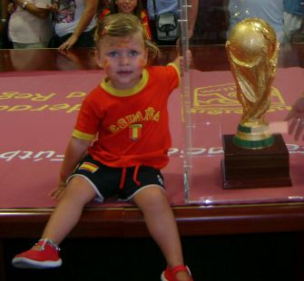 Campeona del mundo
