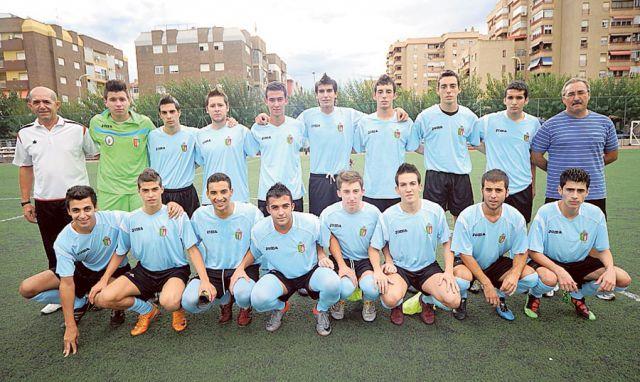 UCAM Guadalupe, de Liga Nacional Juvenil
