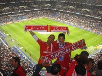 Real Madrid - Real Murcia