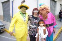 asociacion de amas de casa con el carnaval
