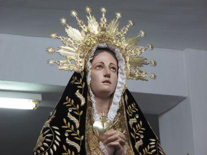 Virgen de los Dolores de Blanca
