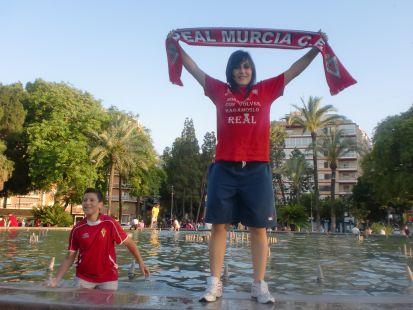 Ascenso del REAL MURCIA!!!