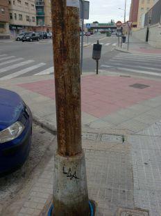 Reforma de la calle