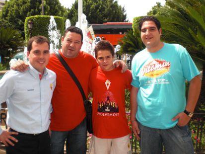 Todos con Javier