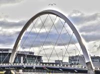 Glasgow - Puente sobre el río Clyde 2