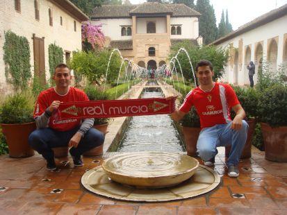 En la Alhambra