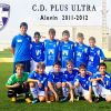 CD. PLUS ULTRA ALEVINES  2011-2012