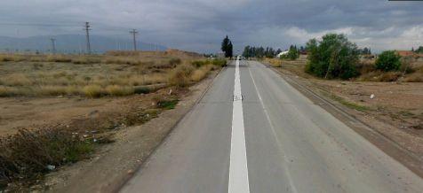 Falta de alumbrado p�blico y de aceras en Alcantarilla