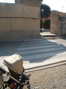 Escasa accesibilidad en Cabezo de Torres