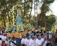 Romería de subida de la Virgen del Buen Suceso