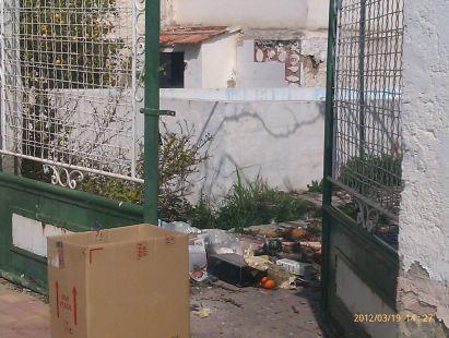 Casa abandonada en La Alberca