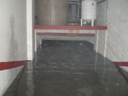 Nuestro garaje (20 marzo de 2012)